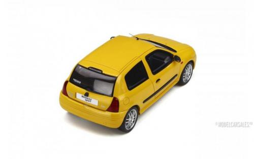 Renault Clio 2 RS Phase 1